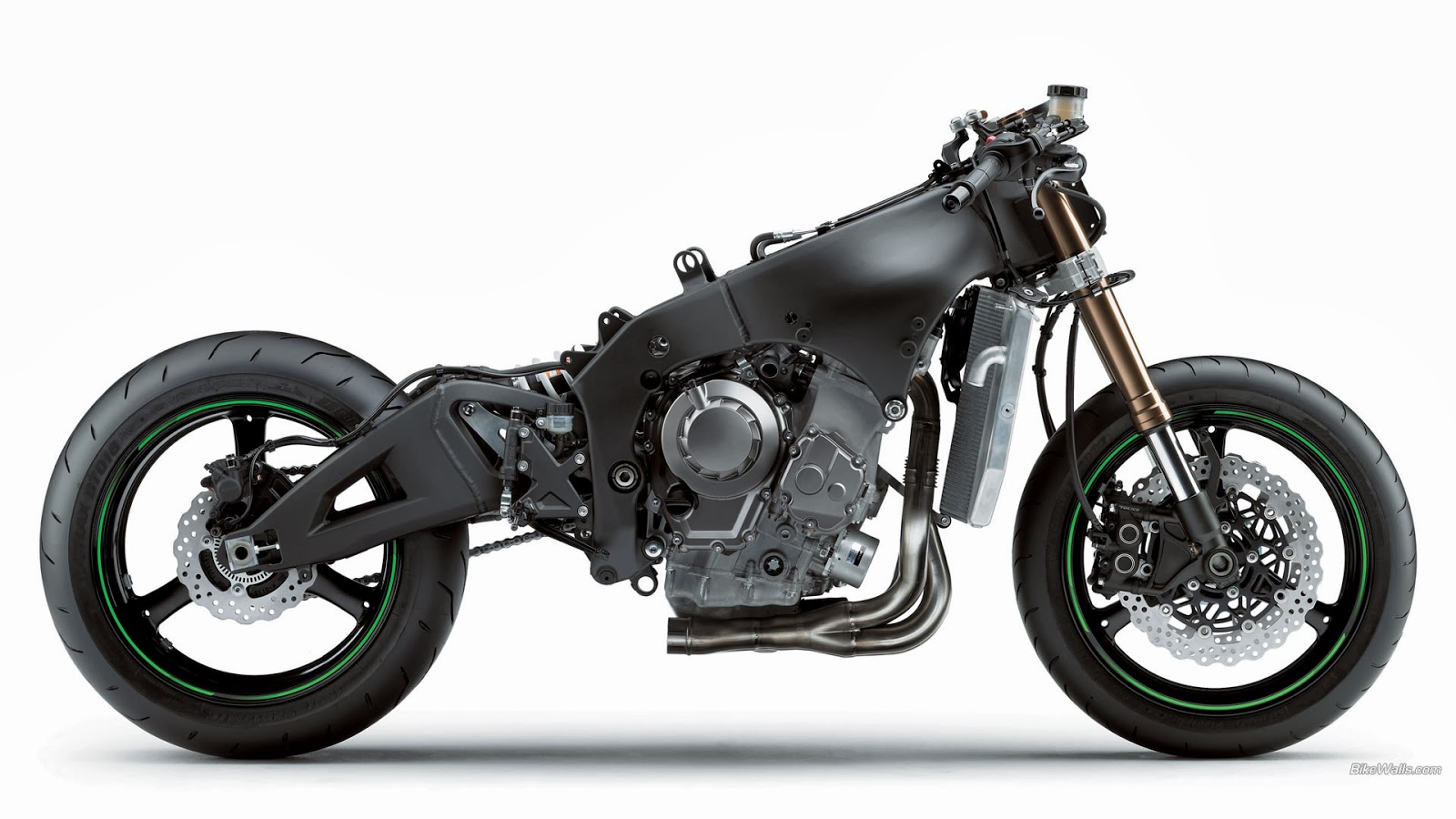 Modifikasi Motor Kawasaki Ninja ZX Ceper