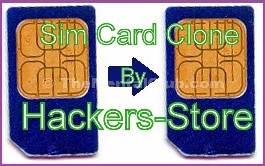 How to Hacker Hack OR Clone sim card