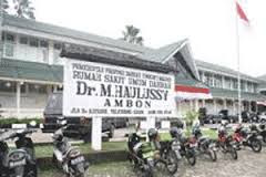 Maluku Just Have an Accredited Hospital