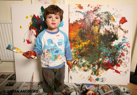 Toddler Boy Canvas Shoes