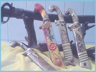 Bendo atau Golok, Senjata Tradisional Betawi Dari Jakarta