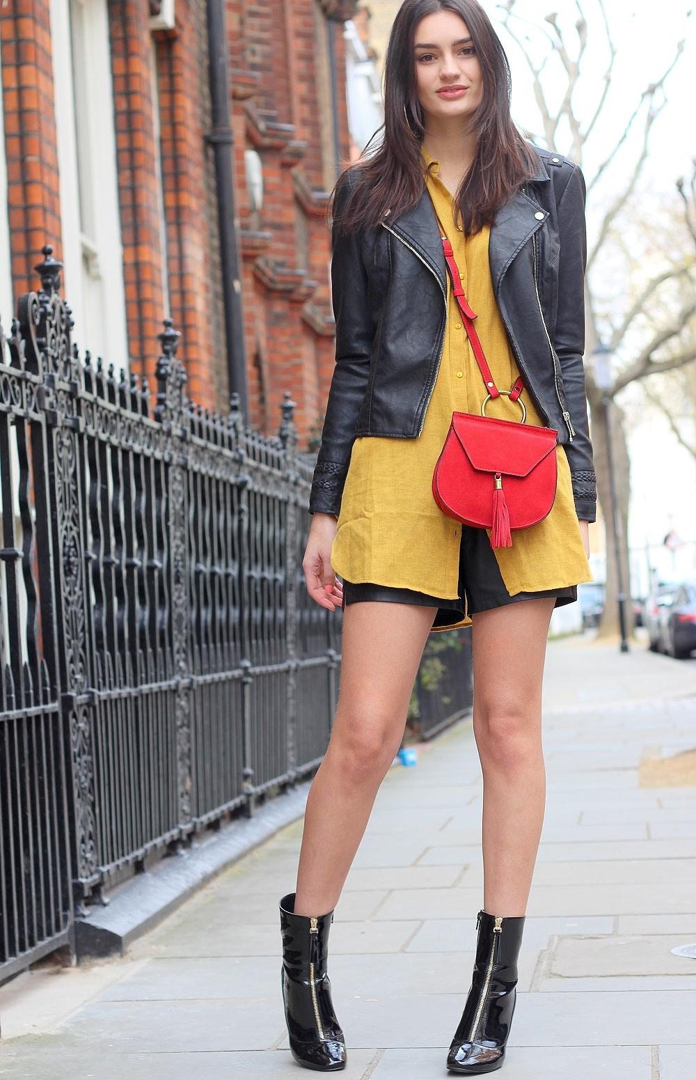fashion blogger peexo street style spring
