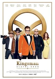 Kingsman: Zlatni krug - Kingsman: The Golden Circle 2017 Sinopsis Filma