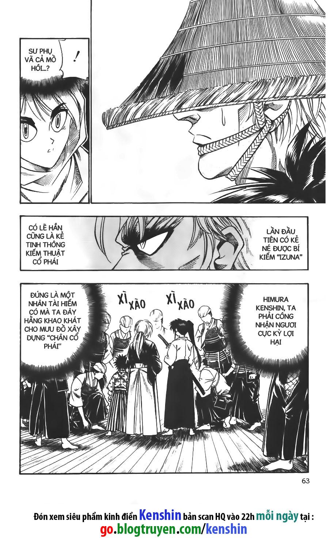 Rurouni Kenshin chap 36 trang 19