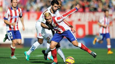 Deportivo empata 1 a 1 contra Atlético Madrid