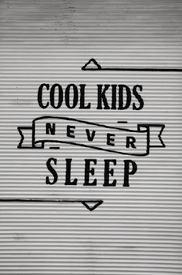 Niños no duermen