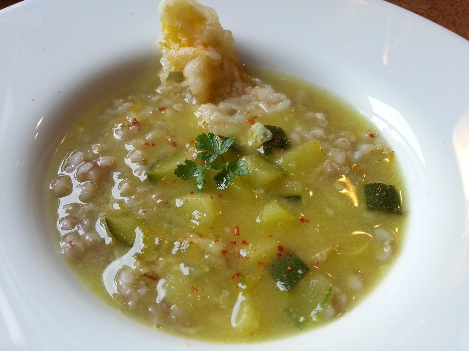 Fatemi cucinare zuppetta di grano saraceno e verdure for Cuocere v cucinare
