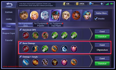 Cara Cheat Mobile Legends Terbaru 2017