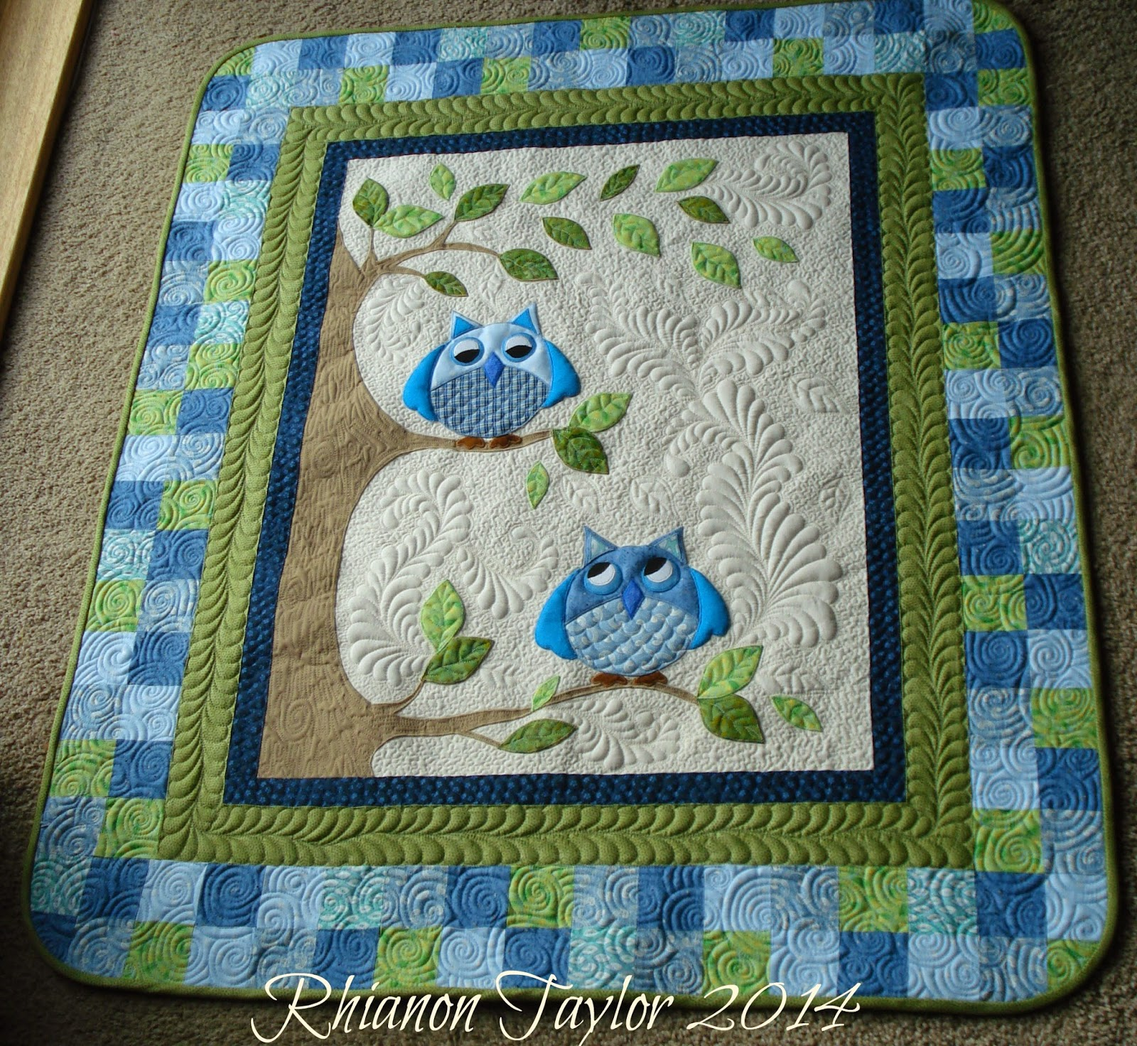 The Nifty Stitcher: Baby/Children's Quilts