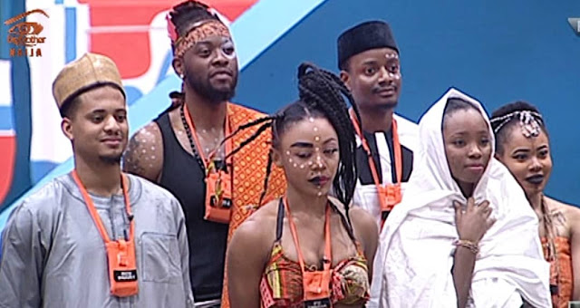 #BBN2018-Tangling Against Odd-Double Wahala Day 32 Update