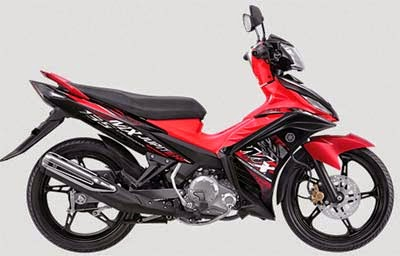 Harga Yamaha Jupiter MX