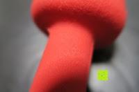 Material: Neopren-Hanteln »Peso« Kurzhanteln in verschiedenen Gewichts- und Farbvarianten ( 0,5kg, 0,75kg, 1kg, 1,5kg, 2kg, 3kg & 4kg )