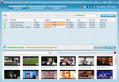 Apowersoft Streaming Video Recorder 6.1.2 Full Version