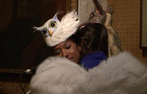 My Owl Barn Animal Ball Owl Costume