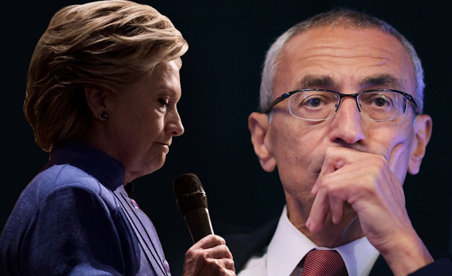 Former Secret Service Agent Files RICO Lawsuit Against Clintons, Podesta and Soros