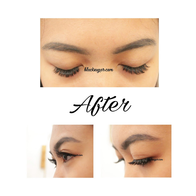 eyelash extension lashtique pvj bandung