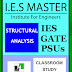 [GATE MATERIAL] IES MASTER Structural Analysis Study Material for GATE PSU IES GOVT EXAMS Free Download PDF www.CivilEnggForAll.com