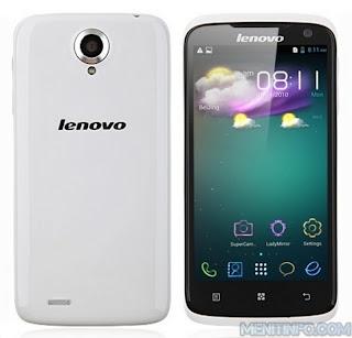 Spesifikasi Lengkap Lenovo S820