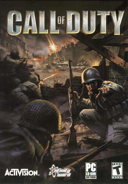 تحميل  لعبة Call Of Duty 1 بحجم [ 1GB ] كاملة الان بالتورنت للتدوين فنون