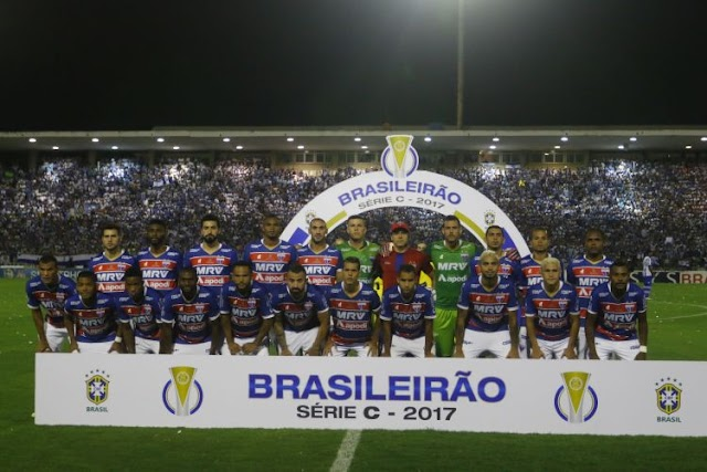 Csa 0 x 0 Fortaleza - Adeus Série C