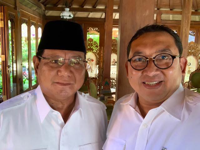 Prabowo: Opini Digiring Kita Kalah, Jangan Lengah Kawal Kotak Suara