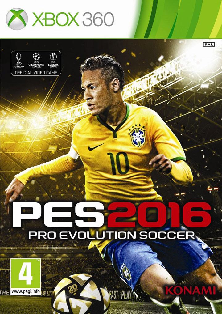 pes16 - PES 2016 Xbox 360