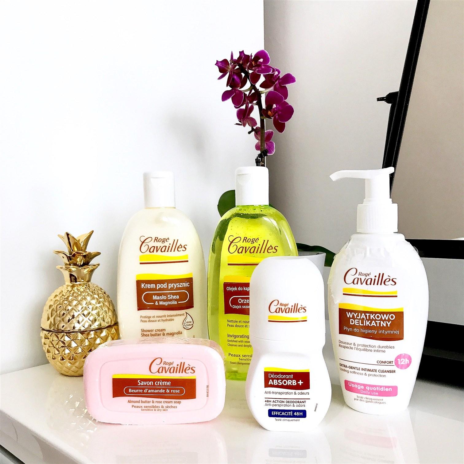 zdjęcie przedstawiające kosmetyki Roge Cavailles