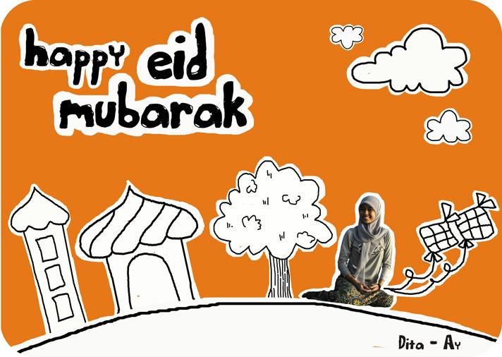 C E M P R U T Happy Eid Mubarak
