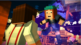 Minecraft: Story Apk Mode v1.22 + Data Android Download