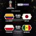Coupe du monde 2018 : le programme du mardi 19 juin