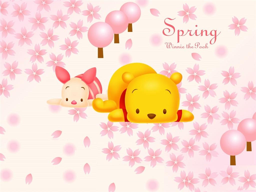 可愛圖案 Winnie the Pooh Wallpaper 1 小熊維尼電腦桌布 1 @ 可愛圖案 :: 痞客邦