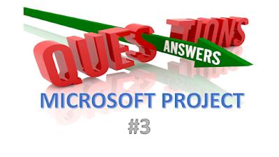 Question & Answer MS Project #3: Khắc phục lỗi lẻ ngày khi thay đổi tài nguyên trong MS Project