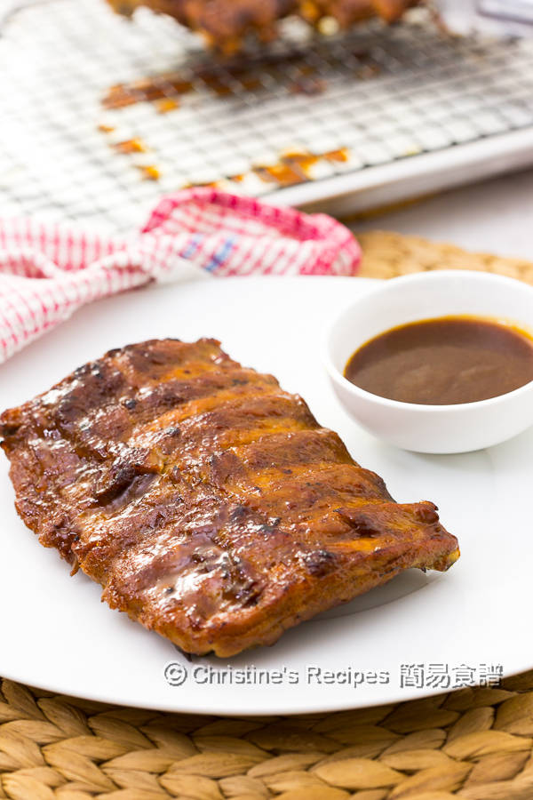焗燒排骨 Smoky BBQ Pork Ribs Instant Pot03