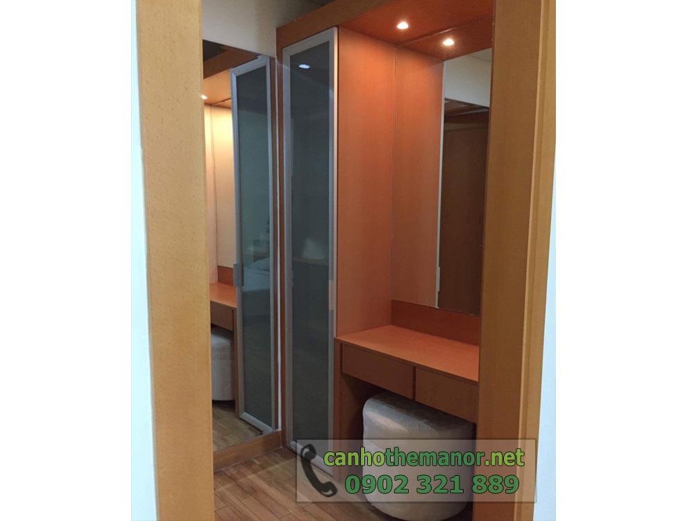 The Manor 1 Ho Chi Minh cho thuê căn hộ 2 phòng ngủ - hình 13