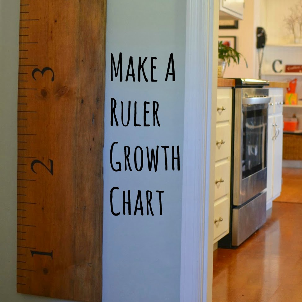Ruler Growth Chart