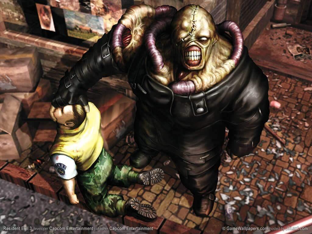 Resident Evil 3 - Nemesis (Europe) (En,Fr,De,Es,It) ISO