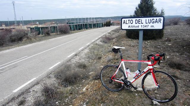 Alto del Lugar (Buenache de la Sierra)