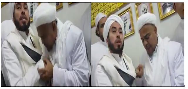 [Video] Allahu Akbar! Ulama Makkah Berikan Gelar Kehormatan Untuk Habib Rizieq Syihab