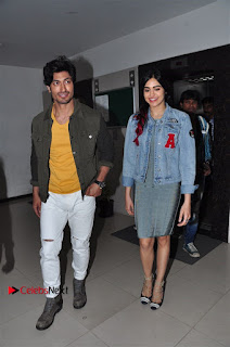 Vidyut Jamwal Adah Sharma Commando 2 Movie Team at Radio Mirchi 95  0017.jpg