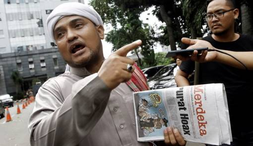 Habib Novel: FPI Sering Mendapat Penolakan di Daerah