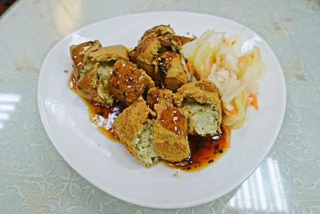 香酥臭豆腐