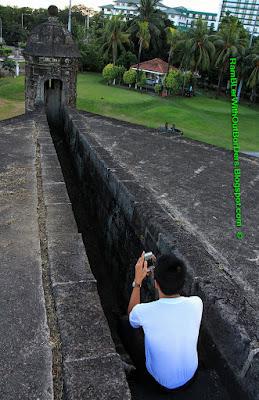 Baluarte de San Diego, Intramuros, Manila, Philippines