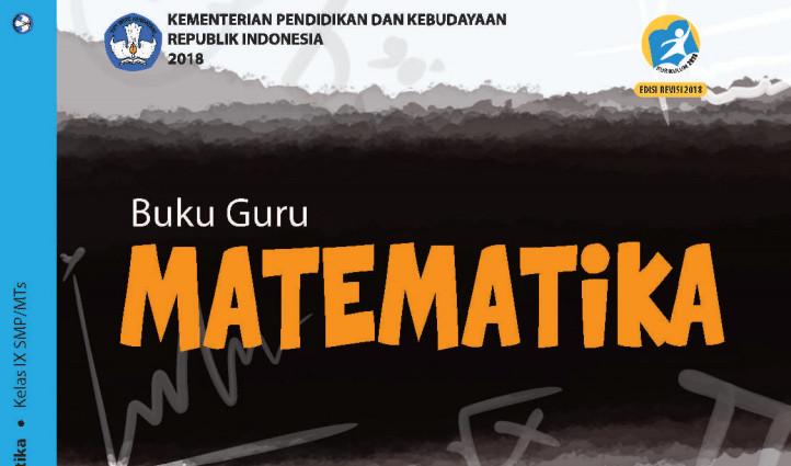 Buku Matematika Kelas 9 Kurikulum 2013 Revisi 2018