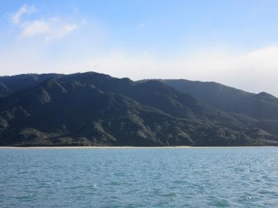 Parque Nacional Abel Tasman, Nueva Zelanda
