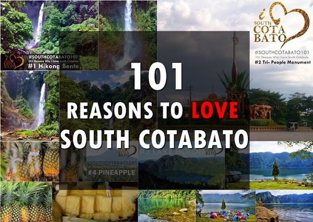 101 Reasons to love South Cotabato