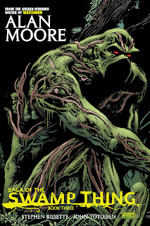 Saga of the Swamp Thing Volume 3 by Alan Moore