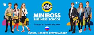 Moscow Pervomayskoe MINIBOSS