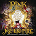"""P!NK - Just Like Fire (From """"Alice Through the Looking Glass"""") - Single (2016) [iTunes Plus AAC M4A]"""