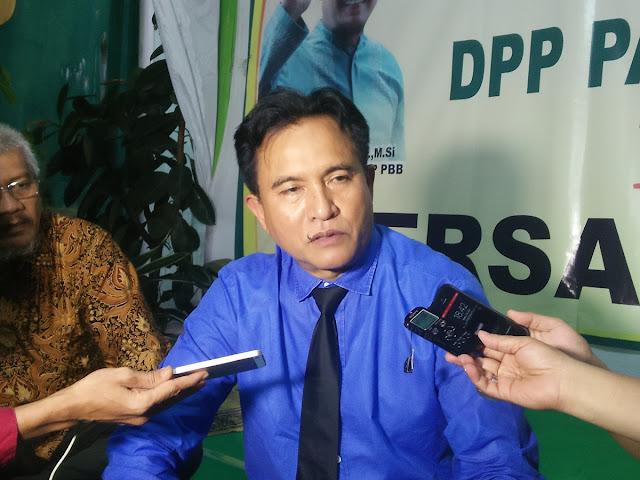 Pengamat Duga Yusril Sengaja Disiapkan untuk Melawan Kasus Hukum Prabowo