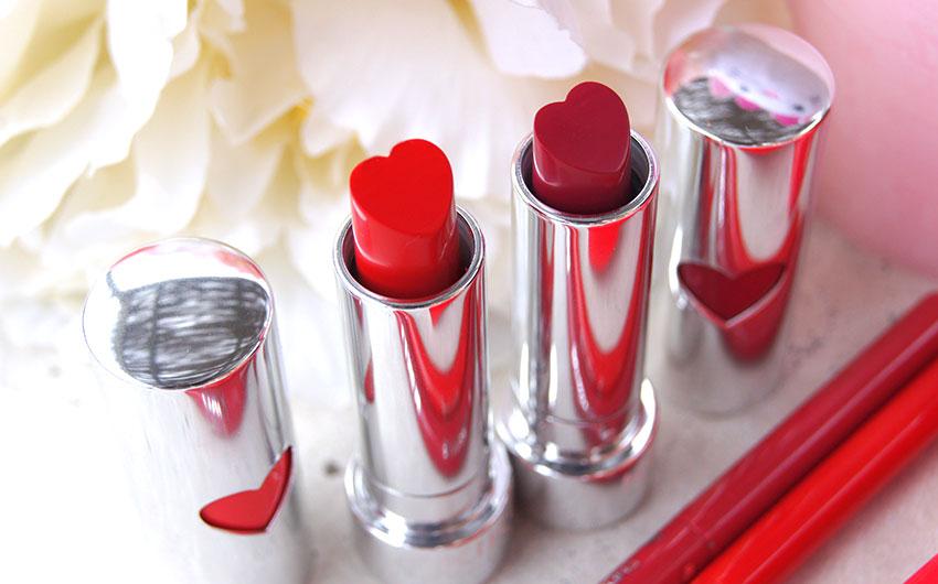 cult of beauty des rouges l vres en coeur pour kiko. Black Bedroom Furniture Sets. Home Design Ideas